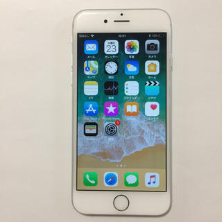 アイフォーン(iPhone)の⑥美品  docomo iPhone6 16gb (スマートフォン本体)