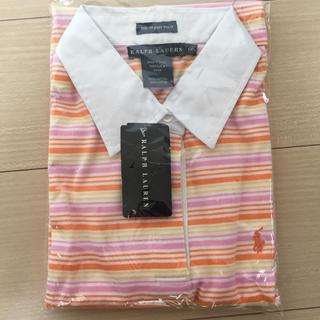 ラルフローレン(Ralph Lauren)の新品タグ付き ラルフローレン レディース  ポロシャツ(ポロシャツ)