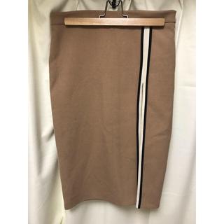 ZARA - ZARA スリットタイトスカート