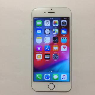 アイフォーン(iPhone)の⑦中古美品  docomo iPhone6 16gb バッテリー98%(スマートフォン本体)