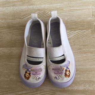 ディズニー(Disney)のプリンセスソフィア♡上履き♡16センチ♡(スクールシューズ/上履き)