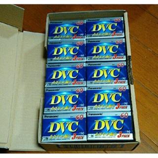 Panasonic - Panasonic DVC デジタルビデオカセット AYーDVM60V3