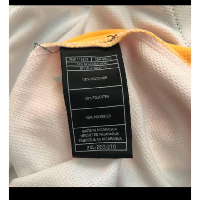 adidas(アディダス)のレイカーズ ユニホーム スポーツ/アウトドアの野球(応援グッズ)の商品写真
