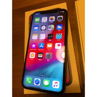 iphoneX 256 simフリー(スマートフォン本体)