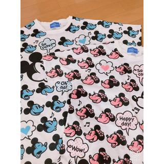 ディズニー(Disney)のディズニー Tシャツ ペアルック(Tシャツ(半袖/袖なし))