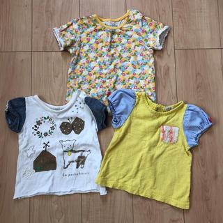 セラフ(Seraph)の女の子80.90  Tシャツセット(Tシャツ)