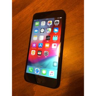 iPhone 7 Plus Black 128GB SIMフリー(スマートフォン本体)