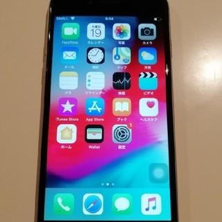 アイフォーン(iPhone)の送料無料 docomo ドコモ アップル iPhone6 64GB 利用制限○(スマートフォン本体)