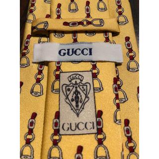 グッチ(Gucci)の【GUCCI】超美品 ネクタイ 高級ブランド(ネクタイ)