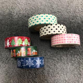 マスキングテープ セット(テープ/マスキングテープ)