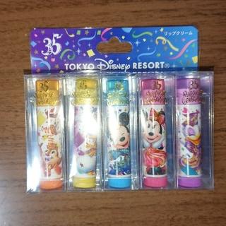 ディズニー(Disney)のディズニー リップクリームセット(リップケア/リップクリーム)