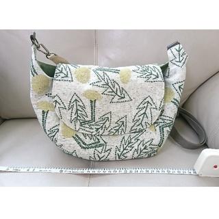 mina perhonen - SALE♪ミナペルホネン生地のタンポポ郵便屋さんのバッグ