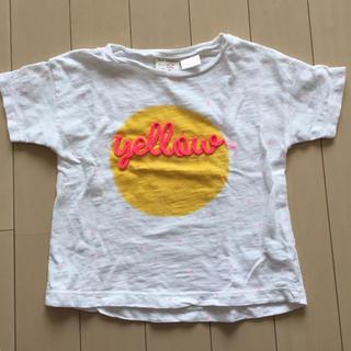 ZARA - ZARA Tシャツ86