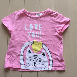 ザラ(ZARA)のZARA Tシャツ80(Tシャツ)