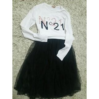 ヌメロヴェントゥーノ(N°21)のヌメロヴェントゥーノ セット(Tシャツ/カットソー)