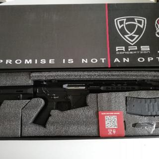 APS Phantom Extremis Rifles MK1 BK 電動ガン