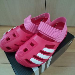アディダス(adidas)のadidas アディダス サンダル 22cm(サンダル)