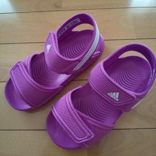 アディダス(adidas)のアディダス キッズサンダル 15.0cm(サンダル)