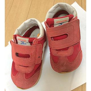 ミキハウスの子供靴