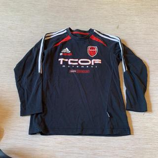 アディダス(adidas)のアディダス 長袖ロンティー 130から140(Tシャツ/カットソー)