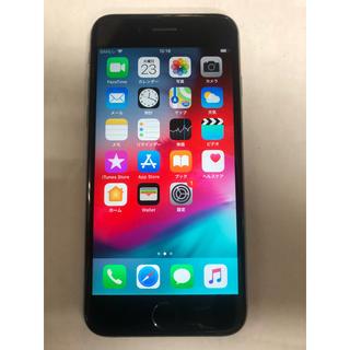 アイフォーン(iPhone)のiPhone6S 64GB SIMフリー 背面傷多め(スマートフォン本体)