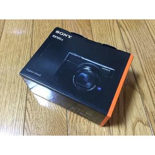 ソニー(SONY)の[新品] SONY デジタルカメラ DSC-RX100M5 RX100V ソニー(コンパクトデジタルカメラ)