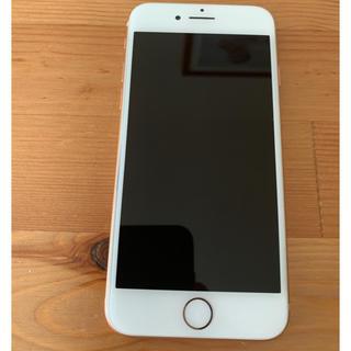 アイフォーン(iPhone)のiPhone8/64GB/ゴールド(スマートフォン本体)