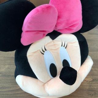 ディズニー(Disney)の【再出品 値下げ】Disney ミニー 帽子(キャラクターグッズ)