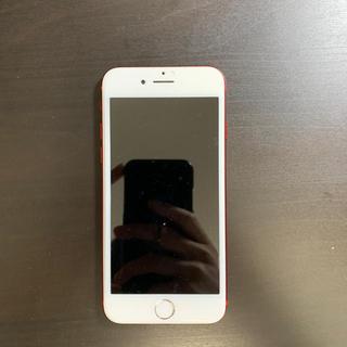 アップル(Apple)のiPhone7 本体 SIMロック解除(スマートフォン本体)