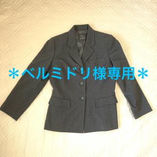 スーツジャケット *グレー*