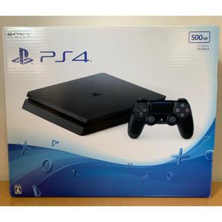 PS4 500GB CUH-2000AB01 jet black