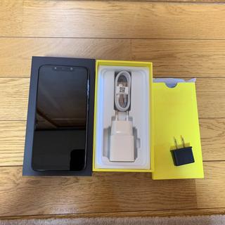 アンドロイド(ANDROID)のXiaomi pocophone f1 64GB  超美品(スマートフォン本体)