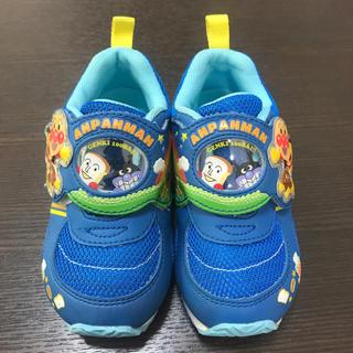 アンパンマン スニーカー 15cm