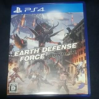 PS4 地球防衛軍 アイアンレイン