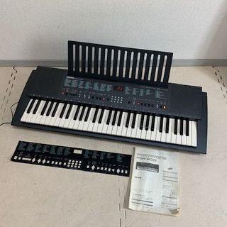 全国送料無料!YAMAHA 61鍵盤 電子キーボード PSR-200