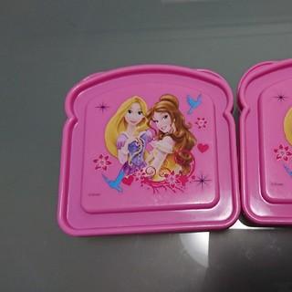 ディズニー(Disney)のDisneyプリンセス 弁当箱2個組(弁当用品)