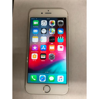 アイフォーン(iPhone)のiPhone6 128GB SIMフリー 美品(スマートフォン本体)