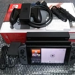 【店舗シールあり】Nintendo Switch スイッチ 本体 Joy-con