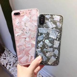 キラキラ iPhoneX ラメ ソフト ケース 可愛い♡ おしゃれ