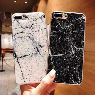 大理石  インスタ キラキラ  ラメ  星 iPhone  ケース