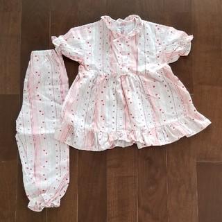 パジャマ セット 半袖 100(パジャマ)