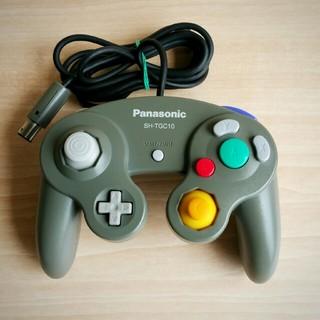【レア】パナソニック 製 ゲームキューブコントローラー 動作確認済み