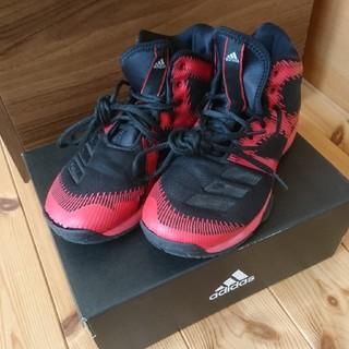 アディダス(adidas)のアディダス バッシュ 22.5センチ(バスケットボール)