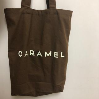 キャラメルベビー&チャイルド(Caramel baby&child )のcaramelトート こげ茶(トートバッグ)
