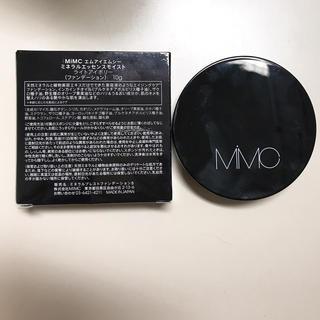 エムアイエムシー(MiMC)のmimc  ミネラルエッセンスモイスト(ファンデーション)