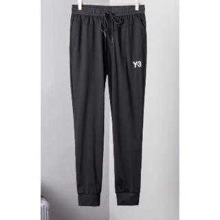 YohjiYamamoto メンズ パンツ ブラック サイズ  M (チノパン)