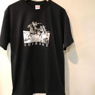シュプリーム(Supreme)の19ss supreme riders tee M 黒 シュプリーム (Tシャツ/カットソー(半袖/袖なし))