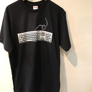 シュプリーム(Supreme)の19ss supreme keyboard tee M 黒 シュプリーム (Tシャツ/カットソー(半袖/袖なし))