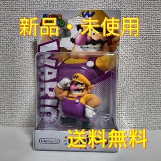 amiibo ワリオ【スーパーマリオ】 新品・未使用