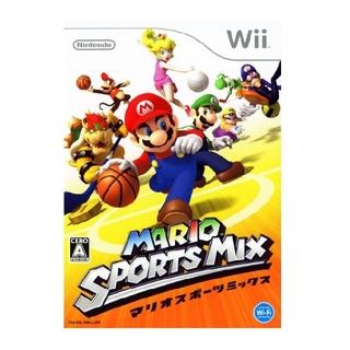 Wii - Wii マリオ スポーツミックス